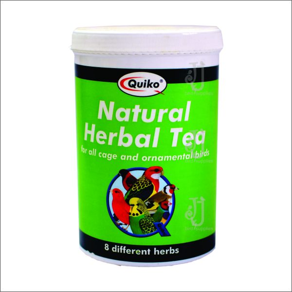 Herbal Tea - For all Ornamental Birds - 125g