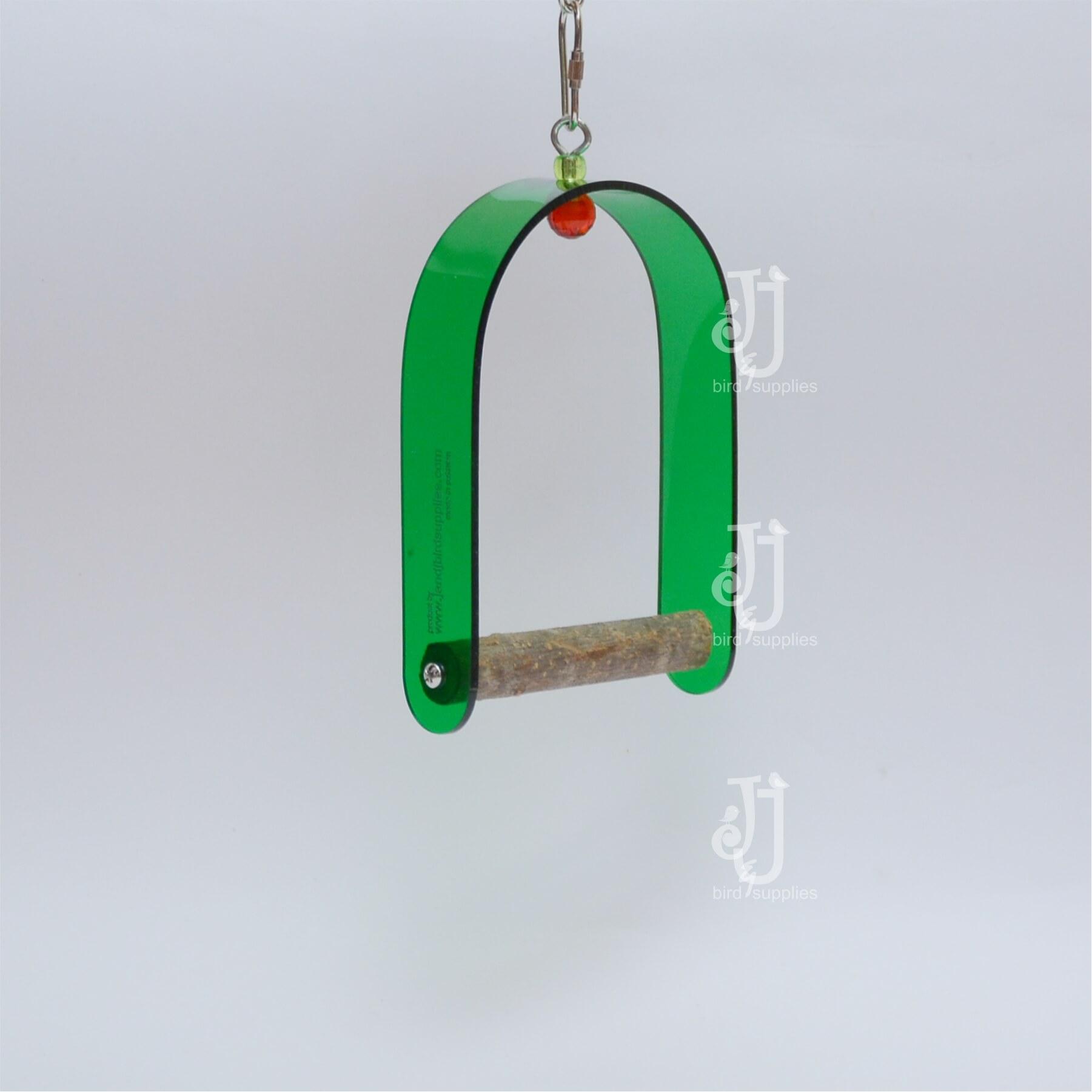 acrylic swing hang
